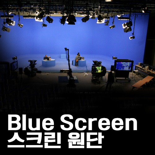 Blue Screen원단